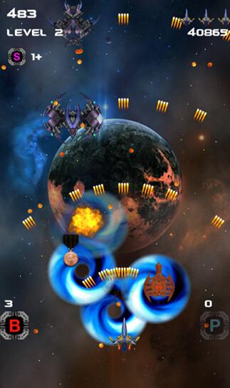 Space Shooter X screenshots