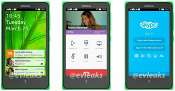 WSJ: Nokia's first Android phone (Normandy / Nokia X) will be announced at MWC 2014