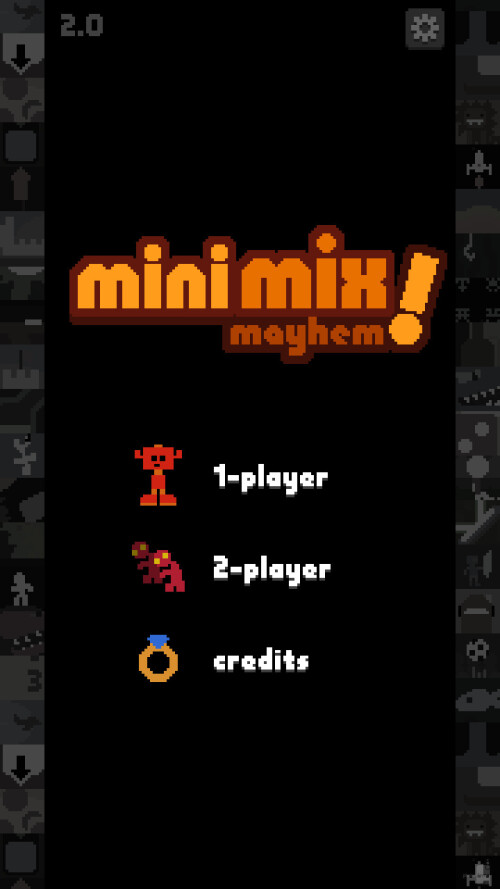 Mini Mix Mayhem