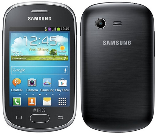 This is the Samsung Galaxy Star Trios - guess how many SIM cards it supports