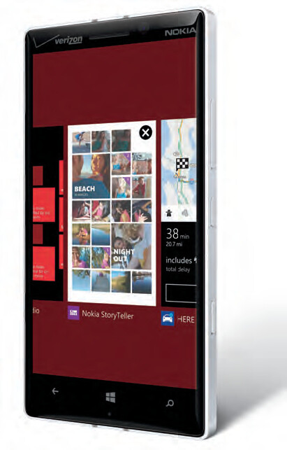 Nokia Lumia Icon for Verizon