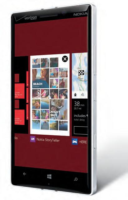 Nokia Lumia Icon for Verizon