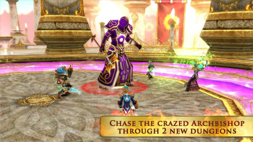 Order & Chaos Online goes $0.99 from $6.99