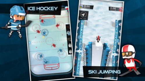 Flick Champions Winter Sports goes free from $0.99