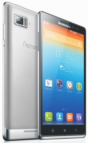 Lenovo Vibe Z launches in India this month