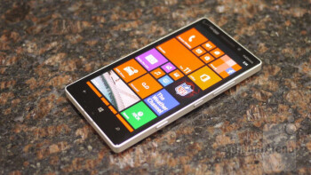 Nokia Lumia Icon unboxing and hands-on
