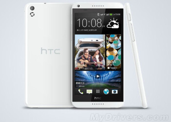 """Alleged HTC Desire 8 phablet leaks out with 5.5"""" display and 13 MP camera"""