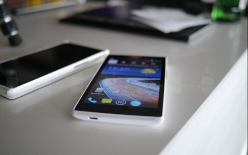 Acer Liquid Z5 hands-on