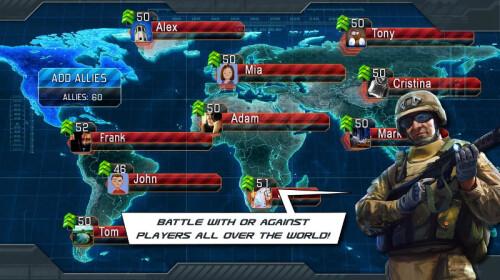 World at Arms screenshots