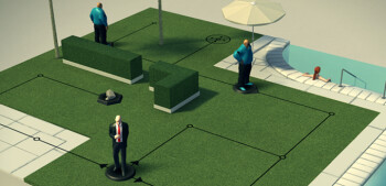 Square Enix announces Hitman GO, a turn-based strategy with chess-like figures