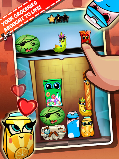 Bag It! -Android- $0.99 from $1.99