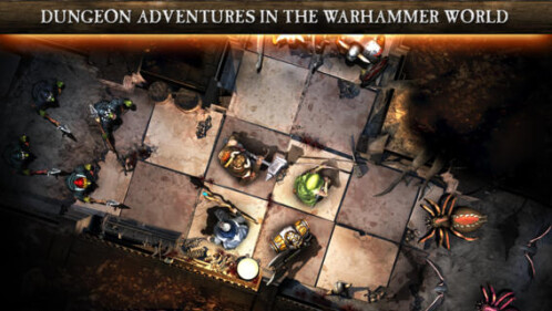 Warhammer Quest - iOS - $0.99
