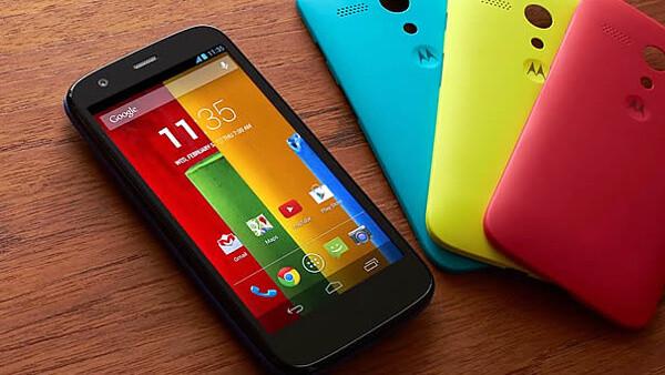 How to change Motorola Moto G covers