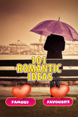 Or just look up 101 more romantic things to do with this app