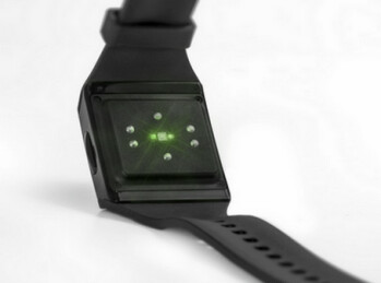 The Basis Health Tracker watch