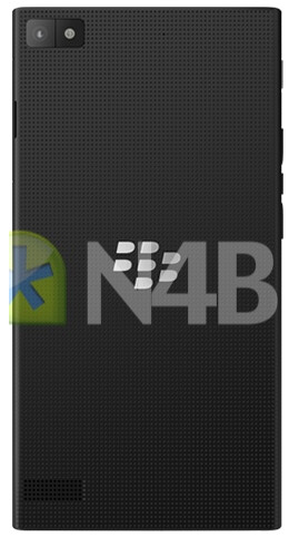 Render of the BlackBerry Jakarta from all angles