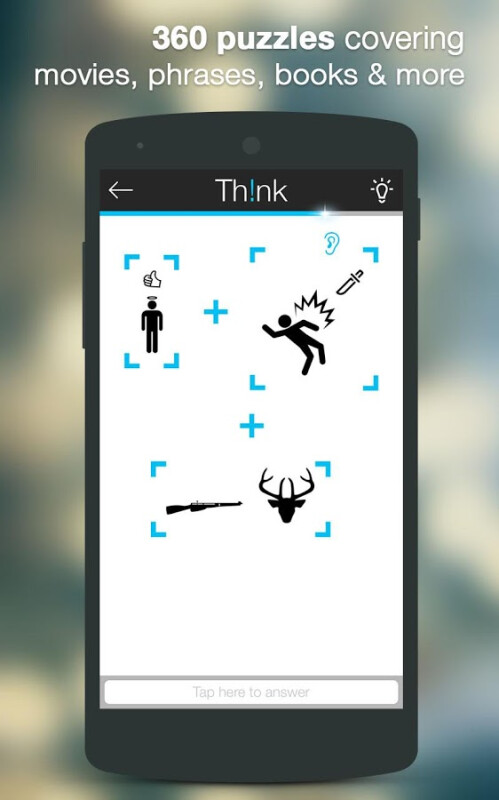 Test your logic skills with Think – a minimalist puzzle game for Android and iOS