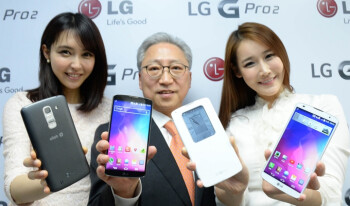 LG G Pro 2 to be launched on February 21 in South Korea