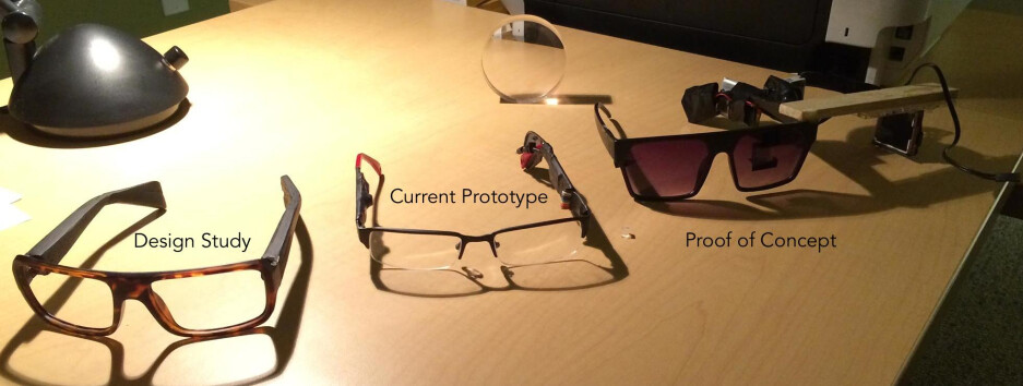 Meet Icis, a less dorky looking version of Google Glass