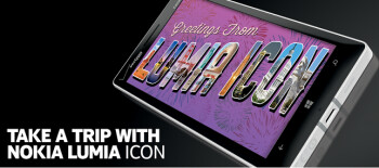 Win a trip to the U.S. destination of your choice and a free Nokia Lumia Icon