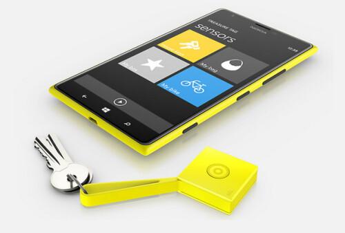 Nokia's Treasure Tags