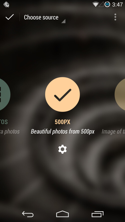 Best of all, you can use extensions or add-ons for services like 500px
