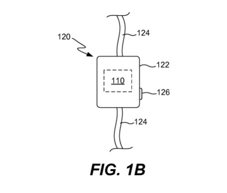 Apple granted patent for health-monitoring earphones with motion detection