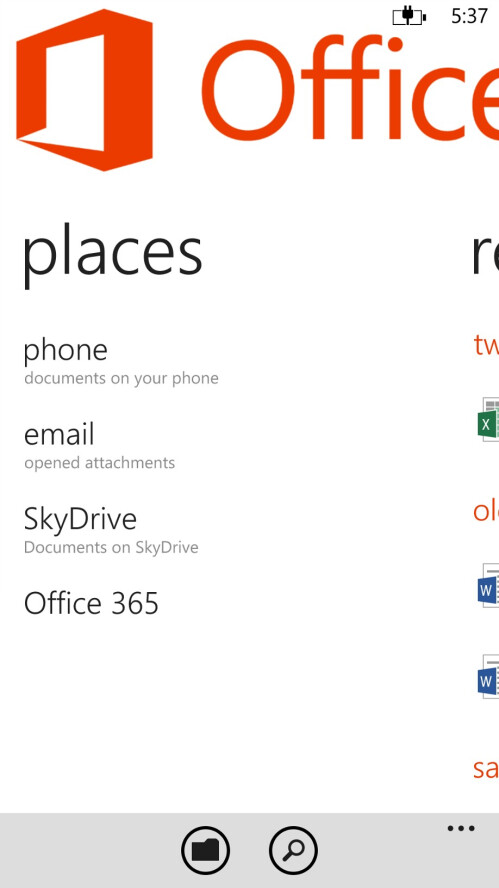 Office & OneDrive