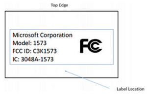 Did the Microsoft Surface 2 with LTE support just visit the FCC?