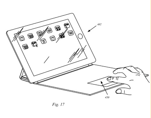 Apple patent drawings