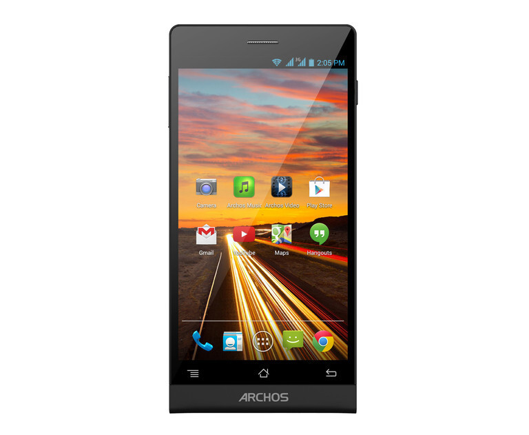 Archos 50c Oxygen - Archos announces its MWC lineup – four entry-level devices are on their way to Barcelona