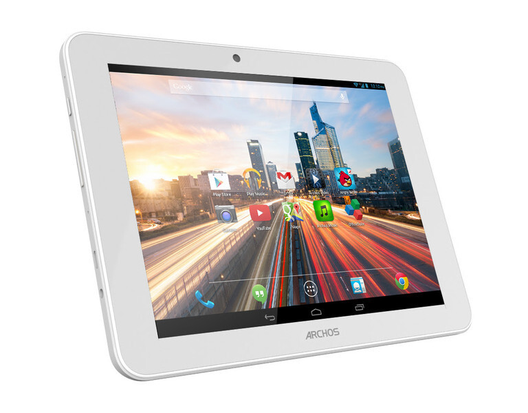 Archos 80 Helium 4G - Archos announces its MWC lineup – four entry-level devices are on their way to Barcelona