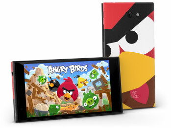 Angry Birds smart-cover