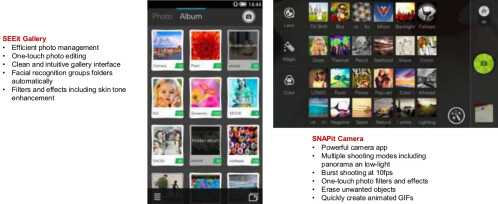 SNAPit Camera and SEEit Gallery
