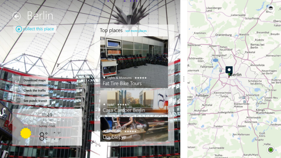 HERE maps breaks Nokia Lumia 2520 exclusivity, coming to all Windows 8.1 devices
