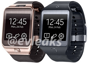 New Samsung Galaxy Gear 2 and Galaxy Gear 2 Neo allegedly pictured