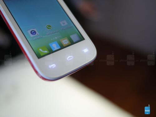 Alcatel OneTouch Pop Fit hands-on