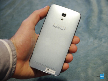 Alcatel OneTouch Idol 2 mini (s) hands-on: a sleek midranger