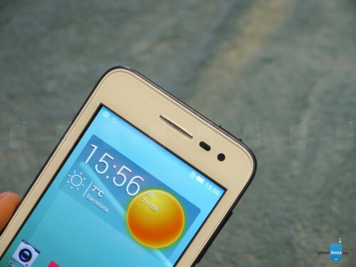 Alcatel OneTouch Pop S3 hands-on gallery