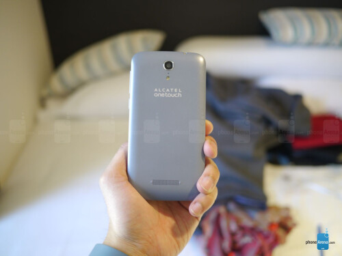Alcatel OneTouch Pop S7 hands-on