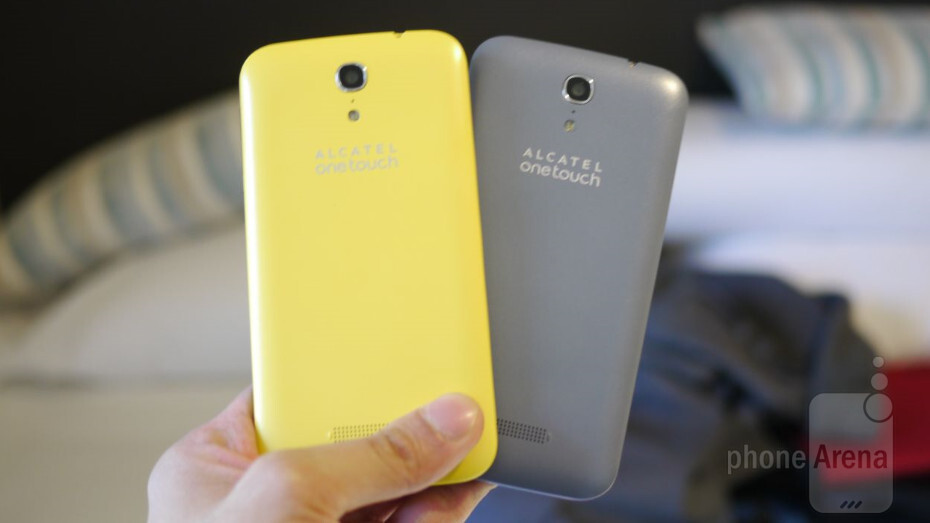 Alcatel OneTouch Pop S7 hands-on: colorful with a splash of mid-range