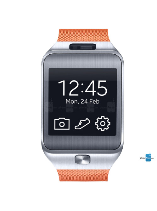 Gear 2 in orange