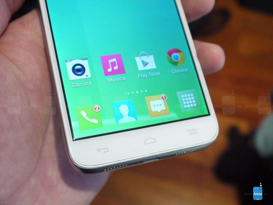 Alcatel OneTouch Idol 2 and OneTouch Idol 2S hands-on: mid-range warriors