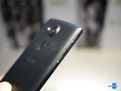 Acer Liquid E3 hands-on