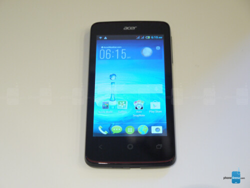 Acer Liquid Z4 photos