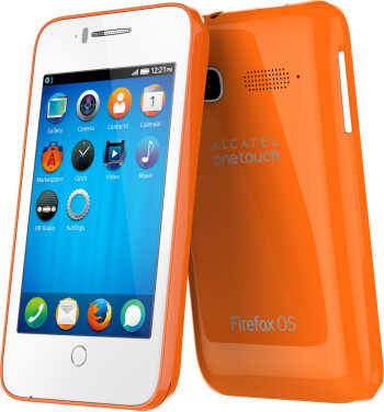 The Alcatel OneTouch Fire C