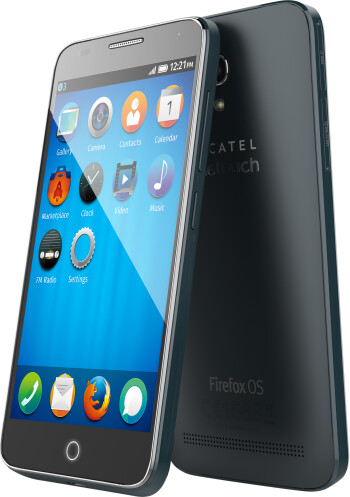 The Alcatel OneTouch Fire S