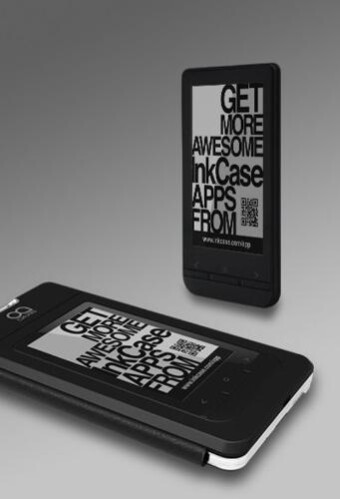OAXIS announces InkCase Lite, a smart-case with an e-ink display that fits all smartphones