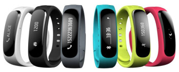 Huawei's first smartwatch is here: TalkBand B1 with 6-day battery life, fitness tracking and pop-out earpiece for calls