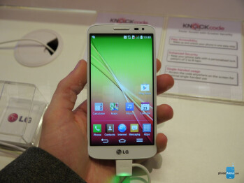 LG G2 mini hands-on: a watered-down G2